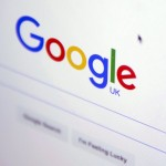 "The Google internet homepage is displayed on a product at a store in London, Britain January 23, 2016. Google has agreed to pay 130 million pounds ($185 million) in back taxes to Britain, prompting criticism from opposition lawmakers and campaigners who said the ""derisory"" figure smacked of a ""sweetheart deal"".    REUTERS/Neil Hall"