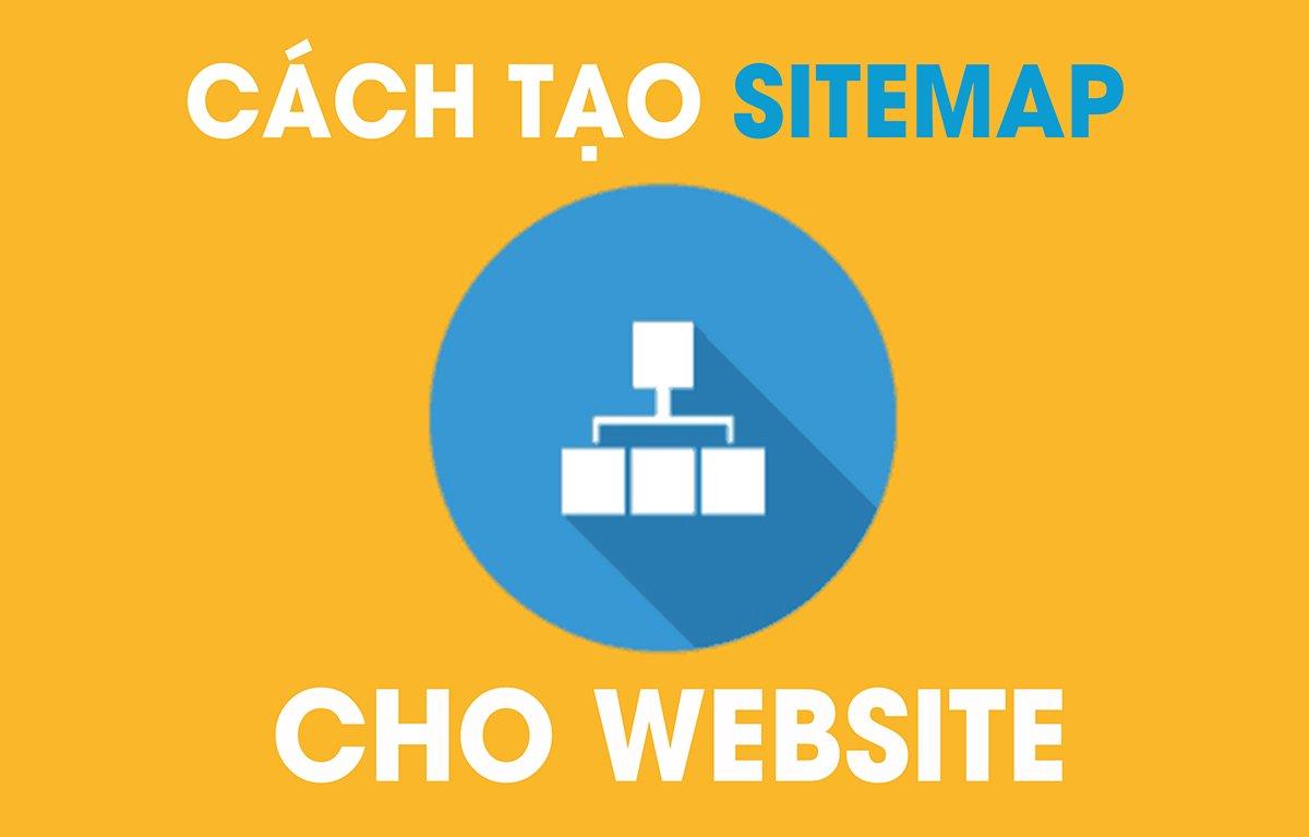 Sitemap là gì? Cách tạo Sitemap cho website - Web Đồng Giá